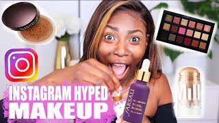 ARE WE REALLY SPENDING MONEY ON THIS? INSTAGRAM HYPED MAKEUP HOT OR NOT! WOC FRIENDLY