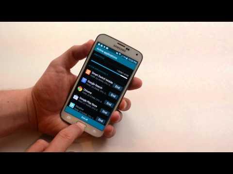 Samsung Galaxy S5 Button Guide