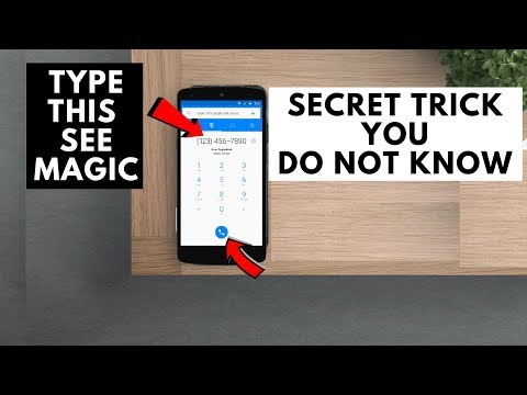 Android Hidden Features : android secret codes