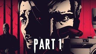 THE EVIL WITHIN 2 EARLY WALKTHROUGH GAMEPLAY PART 1 - Sebastian