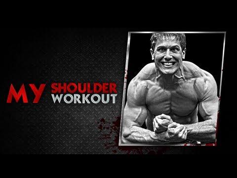My Shoulder Workout- Scott Herman