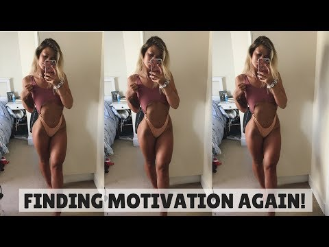 Finding My Motivation Again | Getting back on track after holiday!