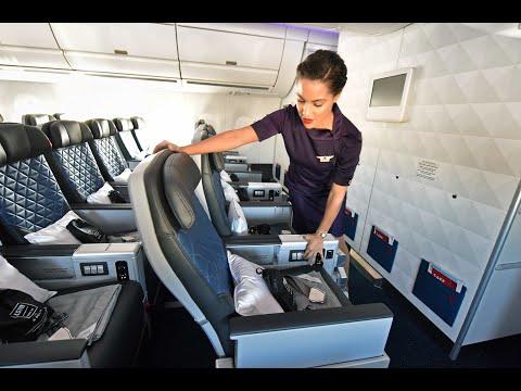 Delta is  hiring 1,000 flight attendants