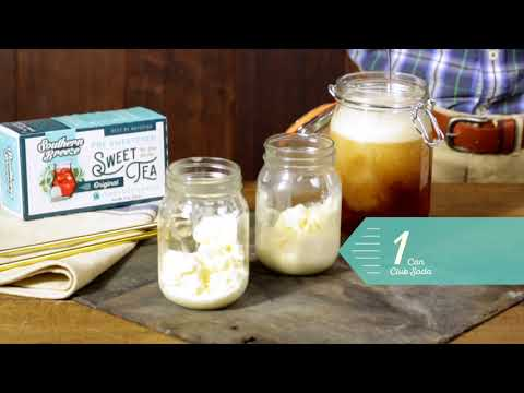 Sweet Tea Float Recipe