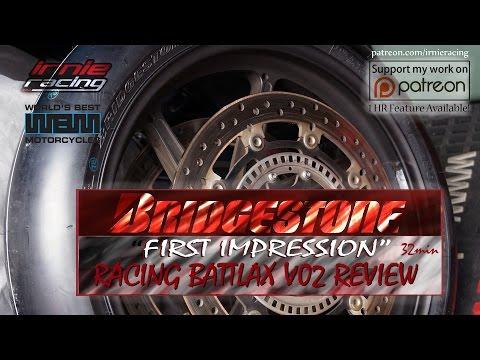 Racing Battlax V02 Bridgestone