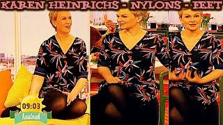 Karen heinrichs strumpfhose