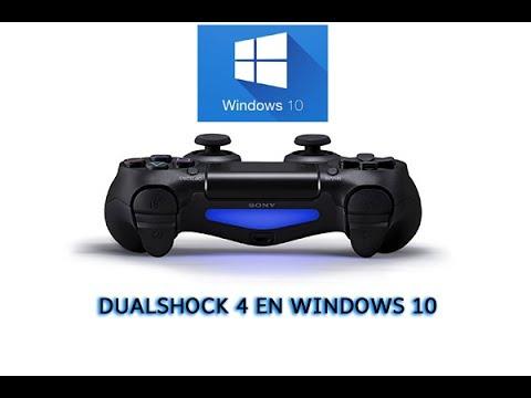 ACTUALIZADO Dualshock 4 Windows 10