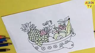 Meyve Tabağı çizimi Videos 9tubetv