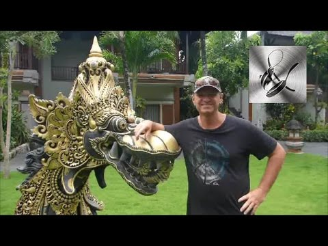 Bali Indonesia | The Hook and The Cook