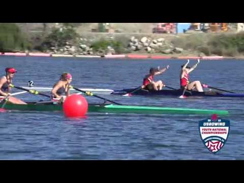 2018 USRowing Youth National Championships - Day 3