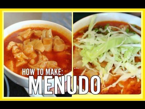MENUDO RECIPE   TRIPE SOUP