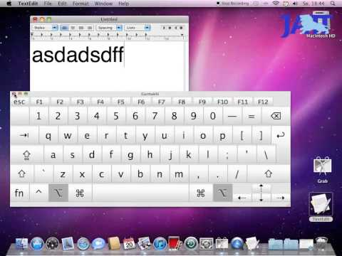 Mac OS  X - Infos abt: Custom Gurmukhi Keyboard Layout Install, Write, Unicode - JattSite.com