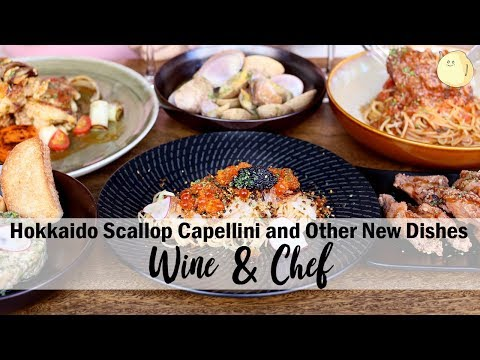 Wine And Chef - Semi Fine Dining Cuisine and Affordable Italian Wines At Keong Saik Road Singapore