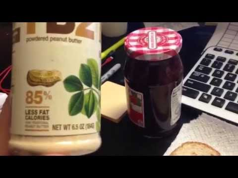 PB2 Review - Powdered Peanut Butter