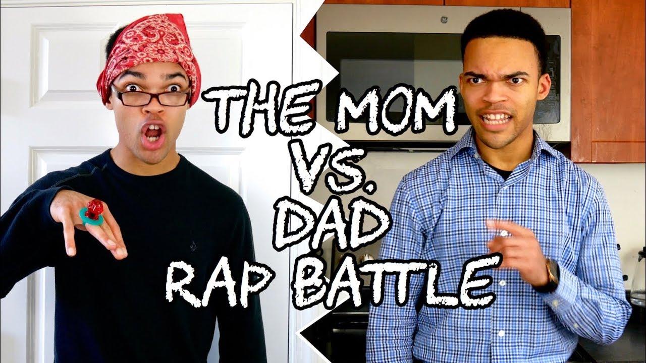 The Mom Vs. Dad Rap Battle