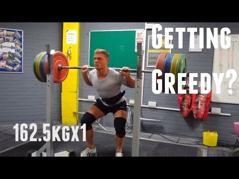 Getting Greedy? | Squat Every Day #5