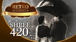 The Story Of Shree 420 [1955] | Raj Kapoor, Nargis, Nadira | Retro Diaries
