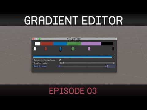 Unity Gradient Editor (3/3)