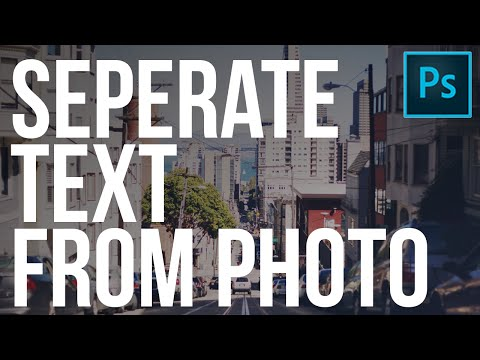 6 Ways To Make Text Stand Out From A Busy Background in Photoshop