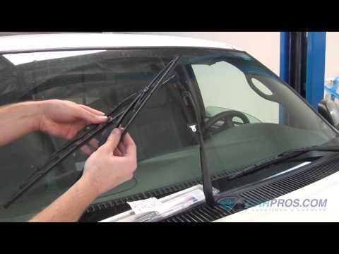 Windshield Wiper Blades Replacement Toyota Tundra 2000-2006
