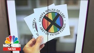 The Threat To Poland's LGBTQ Community | NBC News Now