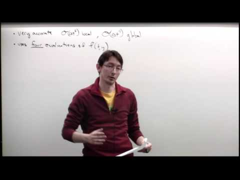 Lecture: Application of Runge-Kutta to Lorenz Equation