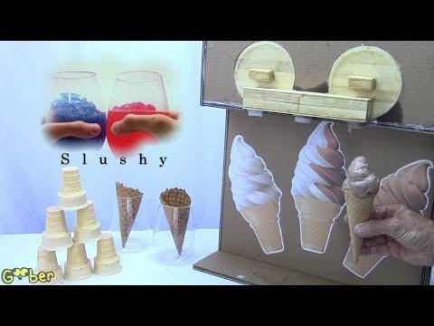 (Part 1) DIY Ice Cream Machine   Milkshake Machine   Slushy Machine 3 in 1 at Home!