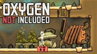 ONI - Carbon Dioxide Production - Ep. 8 - Oxygen Not Included Alpha Gameplay