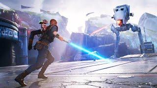 [LIVE🔴] STAR WARS Jedi: Fallen Order Ending Full Campaign Walkthrough Gameplay (PC) Part 4