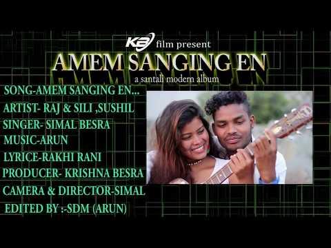 Xxx Mp4 New Santali Video 2018 Amem Sanging En Title Song Super Hit Santali Modern Video 3gp Sex