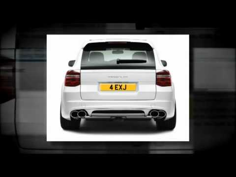 Number plates - official DVLA car registrations transfer form FREE DOWNLOAD