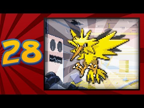 Pokémon FireRed Version - Episode 28 | Zapdos!