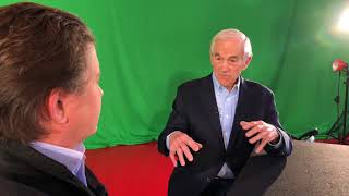 """""""Do I get my gold coin back?"""" Ron Paul on the Libertarian Party convention controversy..."""