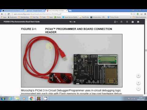 PIC Microcontroller Tutorial 1 - What is a Microcontroller?