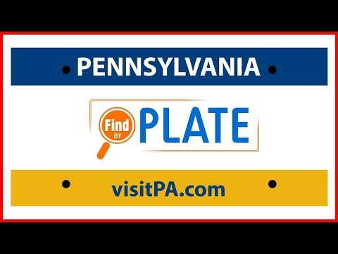 How to Lookup Pennsylvania License Plates and Report Bad Drivers