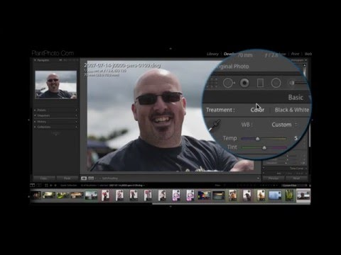 How To Handle Hotspots in Lightroom and Photoshop