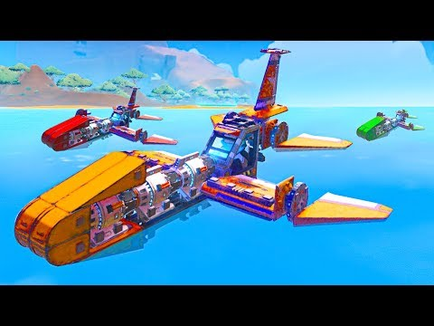 WHO HAS THE BEST BOAT CHALLENGE!! - Trailmakers