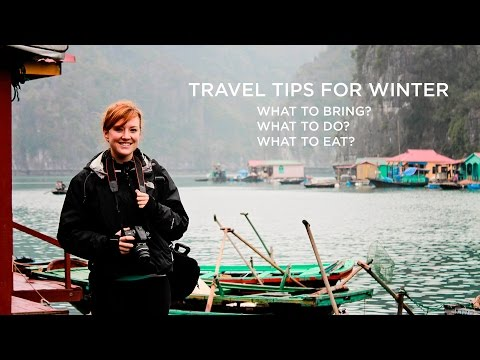 [Travel tips] For visiting Halong Bay in the winter | Indochina Junk