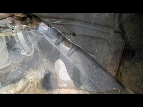 Ford Escape Crank Sensor Removal