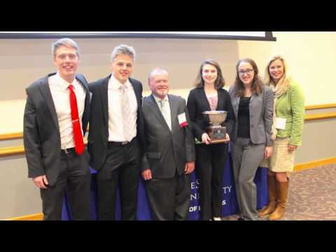 The 2016 Fleming Ethics Bowl at DeSales University
