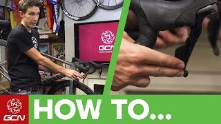 How To Use Road Bike Shifters | Change Gear On Your Road Bike