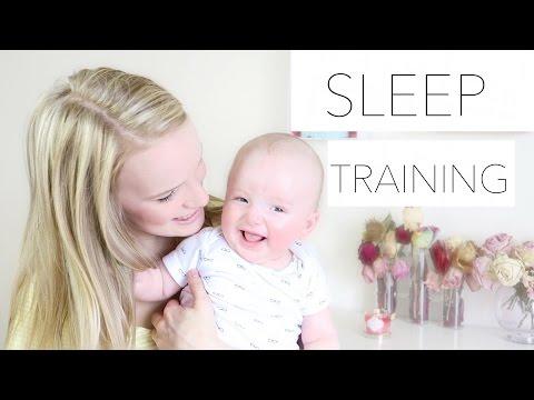 HOW I SLEEP TRAINED MY NEW BABY | TIPS ♡