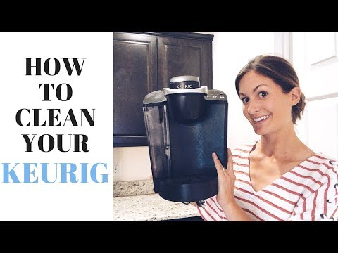 KEURIG CLEANING: HOW TO (2018) | QUICK & EASY!