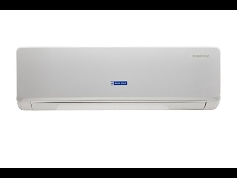 Blue Star 1.5 Ton 3 Star BEE Rating 2018 Inverter AC