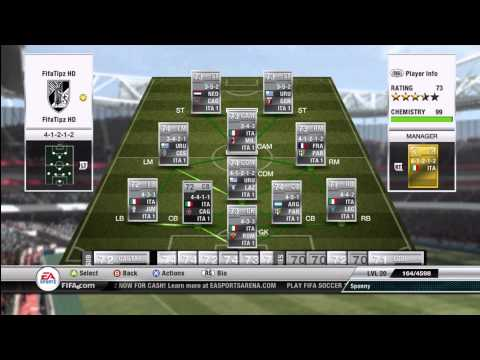 FIFA 12 Ultimate Team: Our Silver Squads