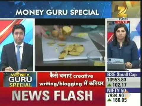 Shirish Gupta Mnemonic ZeeBiz Top 10 Unconventional Careers Part 2