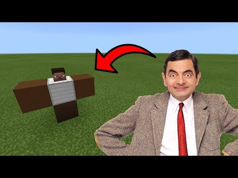 How To Spawn MR BEAN in Minecraft PE