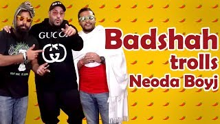 Badshah trolls Neoda Boyj | Lame jokes | PJs with stars