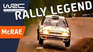 """WRC History """"Daring Drives"""": #1 Colin McRae/ Finland 1992"""