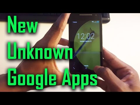 Unknown Google Apps (Google Apps that you did not know existed)